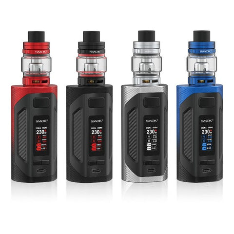 Smok Rigel 230W Starter Kit With TFV9 Tank