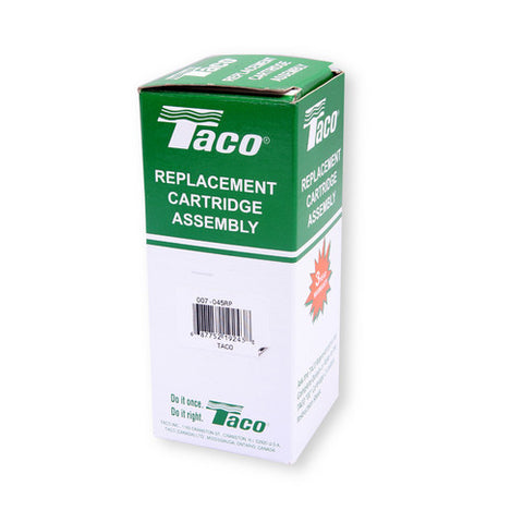 Taco Pump Replacement Cartridge 007-045RP