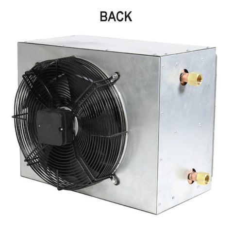 100K Btu Fan Coil Unit Heat Exchanger