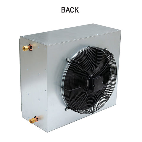 220K Btu Fan Coil Unit Heat Exchanger