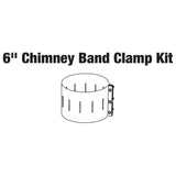 KIT,6''CHIMNEY BAND CLAMP