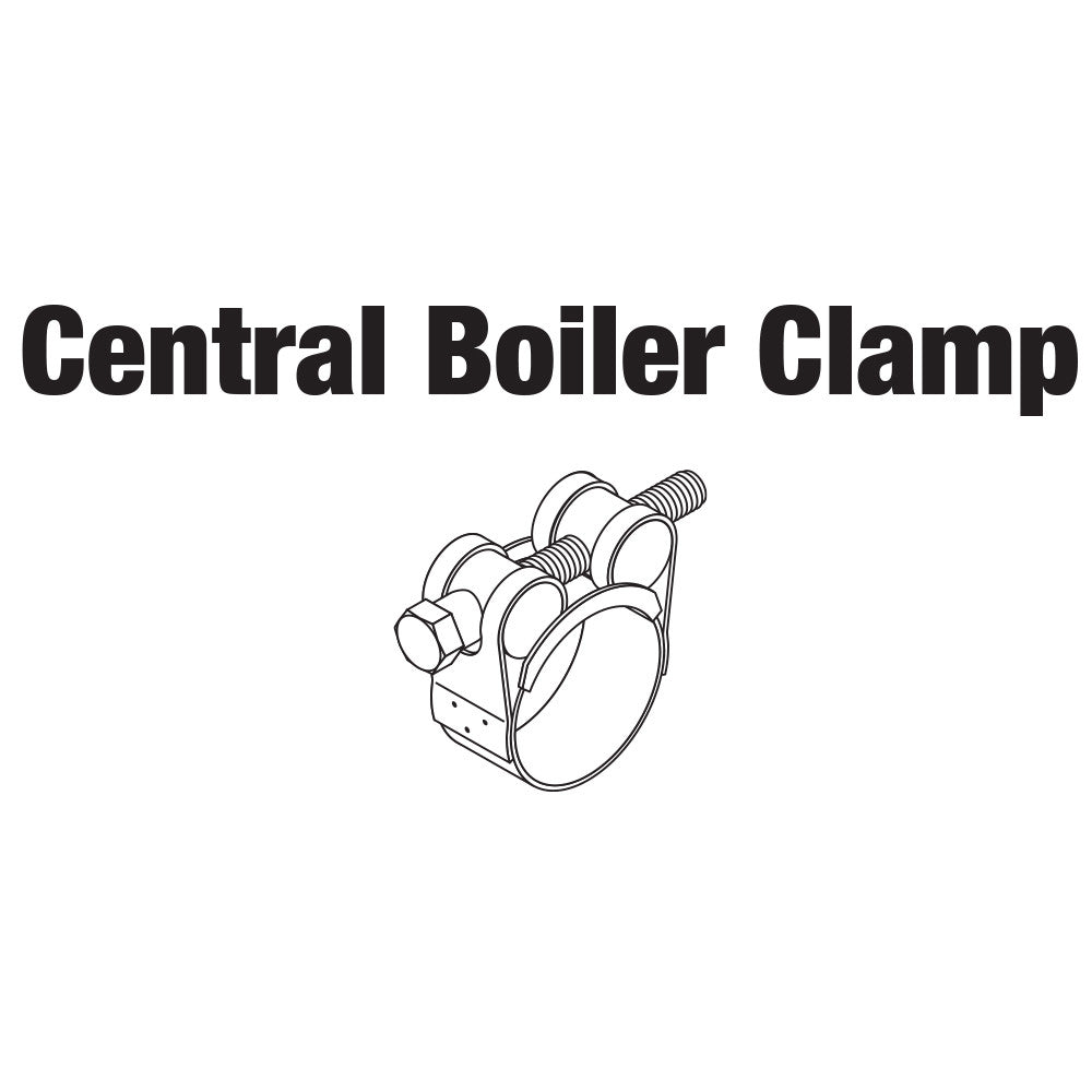 What is the difference between a central boiler and a wood boiler?