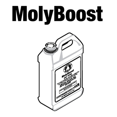Central Boiler Moly Boost Additive 1670