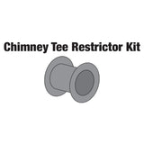 CHIMNEY RESTRICTOR KIT,CL(E)40/50/60