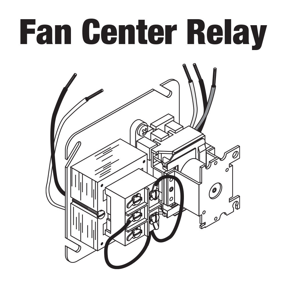 Central Boiler Fan Center Relay | Wood Furnace World on