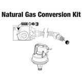 NATURAL GAS CONVERSION KIT E-CLASSIC 1400/2400