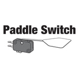SUBASM,PADDLE/SNAP-ACTION SWITCH,AUX AUG