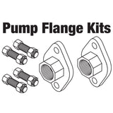 PUMP FLANGE KIT, 1'' FIP