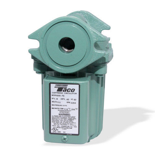 Central Boiler Taco 009-F5 Circulator Pump, 1/8 HP, 115V ... on hardy outdoor wood furnace 2, hardy outside furnace, hardy furnace prices, hardy h4 coil, hardy furnace hot water, hardy coal furnace, hardy boiler, hardy coil kit, hardy furnace parts online, hardy outdoor wood parts,