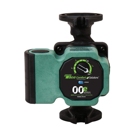 Taco Viridian VR1816 00e ECM High-Efficiency Circulator Pump