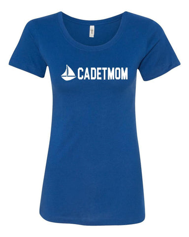 Sea Cadet Mom Crew Neck Tee