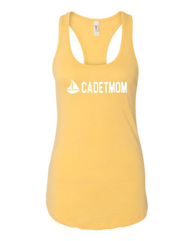 Sea Cadet Mom Racerback Tank
