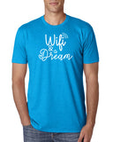 Wifi & a Dream Men's Crew Neck Tee