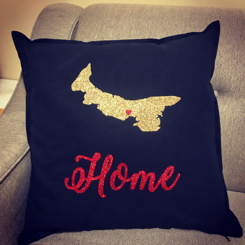 Prince Edward Island Hometown Pride Pillow Cover