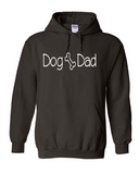 Dog Dad Hoodies