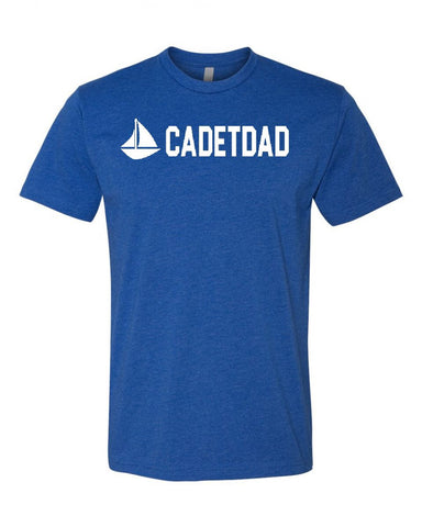 Sea Cadet Dad Men's Crew Neck Tee