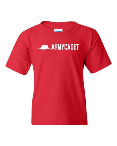 Army Cadet Youth Crew Neck Tee