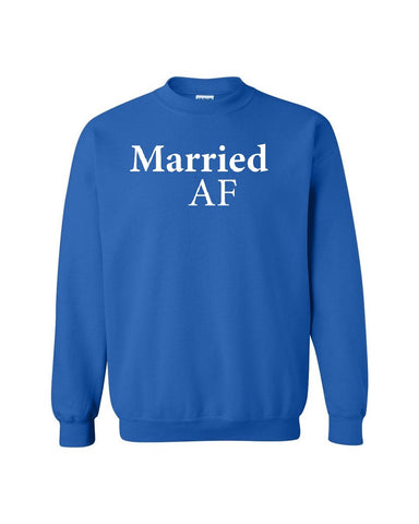 Married AF Men's Sweater