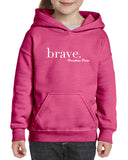 Brave - Youth Hoodies