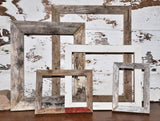 Driftwood Frame Packages