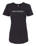 Mother Crew Neck Tee