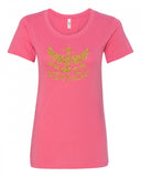 Unleash Your Warrior (Tanya Rose) Crew Neck Tee