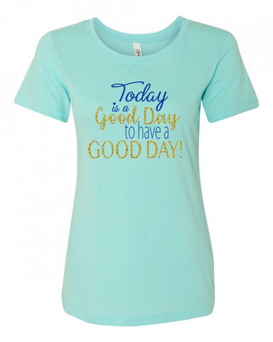 Good Day Crew Neck Tee