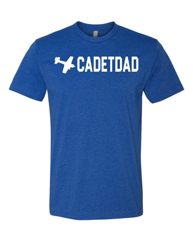 Air Cadet Dad Men's Crew Neck Tee