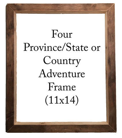Custom Adventure Frame (Four)