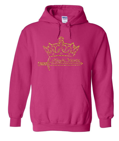 Mikayla's Warriors Hoodies