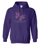 Sharing Sarah's Smile Hoodies