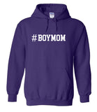 #boymom Hoodies