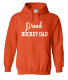 Proud Hockey Dad Hoodies