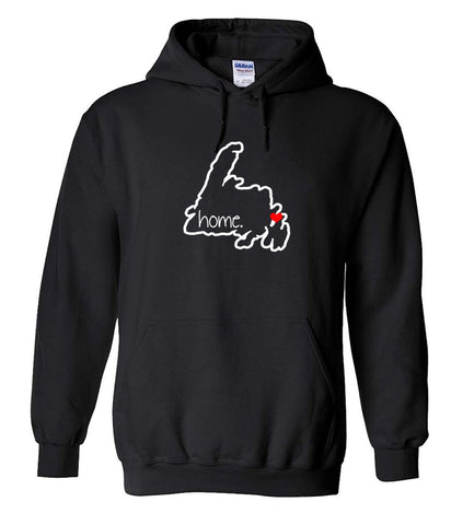 Customizable Home Hoodies