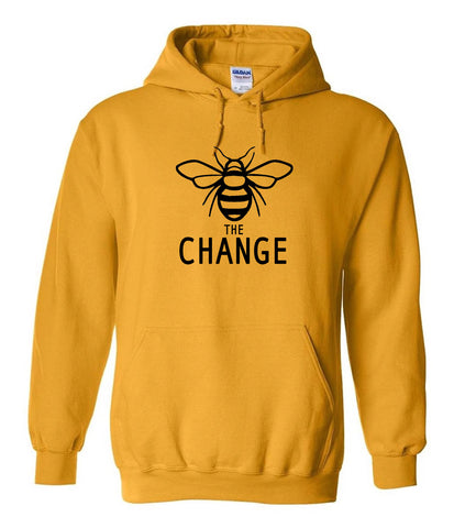 Bee The Change Unisex Hoodie