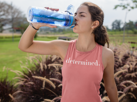Determined Ladies Tank