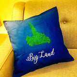 Labrador Hometown Pride Pillow Cover