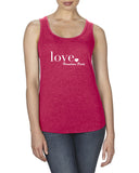 Love - Ladies Tank Top