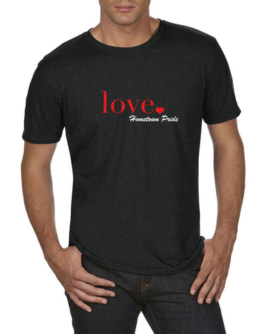 Love - Men's Crew Neck T-Shirt