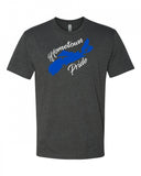 Nova Scotia Pride Men's Crew Neck Tee