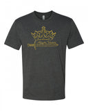 Mikayla's Warriors Men's Crew Neck Tee