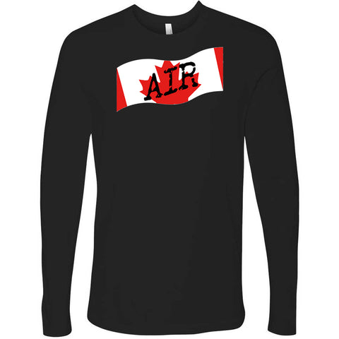 Canadian Air Force Men's Long Sleeve
