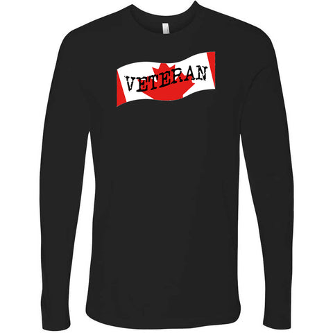 Veteran Men's Long Sleeve
