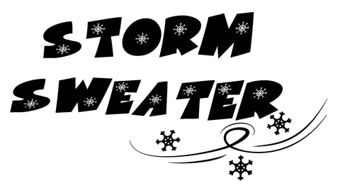 Storm Sweater Logo (Display Only)