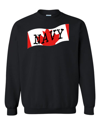 Canadian Navy Unisex Sweater