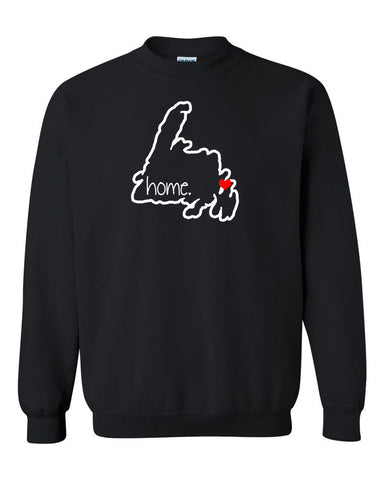 Customizable Home Sweater