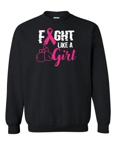 Fight Like A Girl Sweater