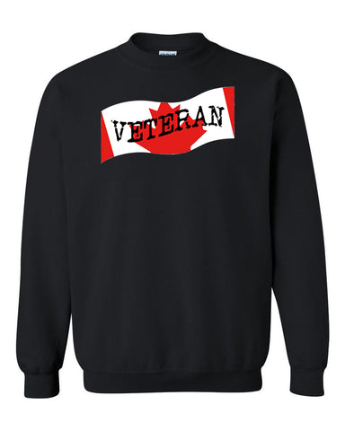 Veteran Unisex Sweater