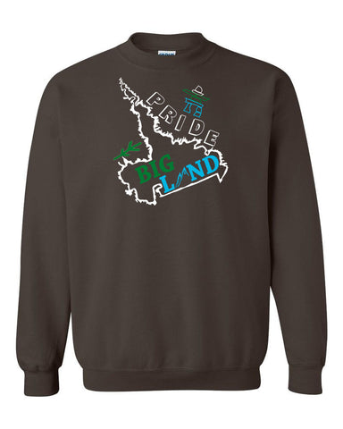 Big Land Pride Unisex Sweater