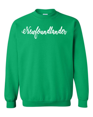 Newfoundlander Sweater